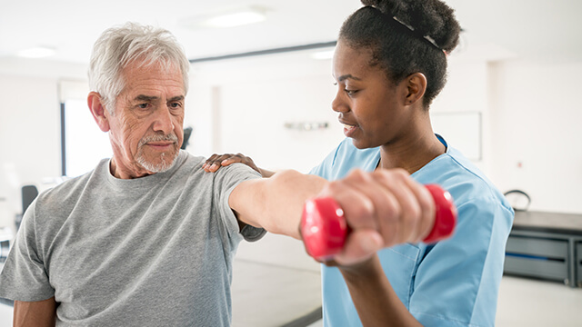 Stroke Physical Therapy